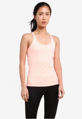 Reebok pink Les Mills Tank Top with Built In Bra RE691US0S59DMY_1