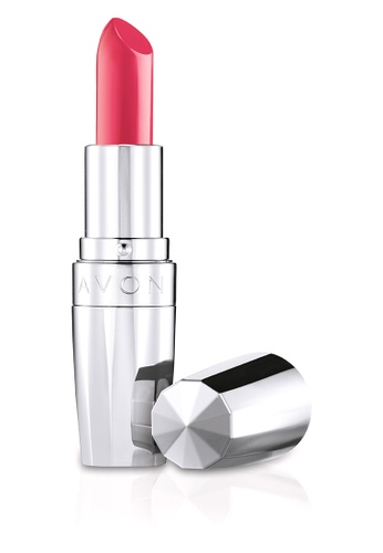 Avon pink Totally Kissable Lipstick in Pink Wink AV454BE62QXLPH_1