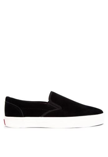 H2Ocean black Colton Sneakers Slip On AB492SH7FC4EDAGS_1