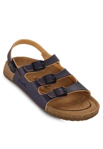 CARVIL Ladies Sandal Footbed Khanza-10L
