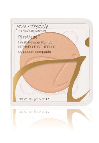 Jane Iredale pink Purematte Finish Powder (refill) JA379BE06NKBSG_1