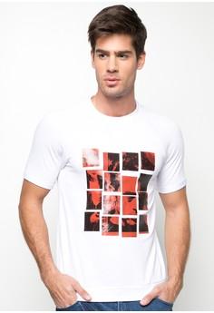 James Dean-Printed Shirt