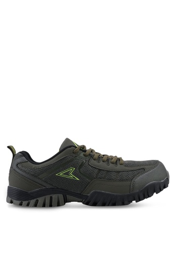 Power green Outdoor Shoes 4070DSH0EE530DGS_1