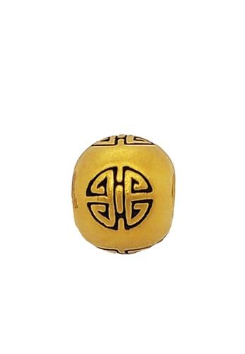 LITZ gold [Free Bracelet] LITZ 999 (24K) Gold Bead Charm EPC0879 12B1EACC8AC618GS_1