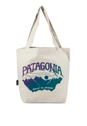 Patagonia white Mini Tote Bag PA549AC0RQDDMY_1