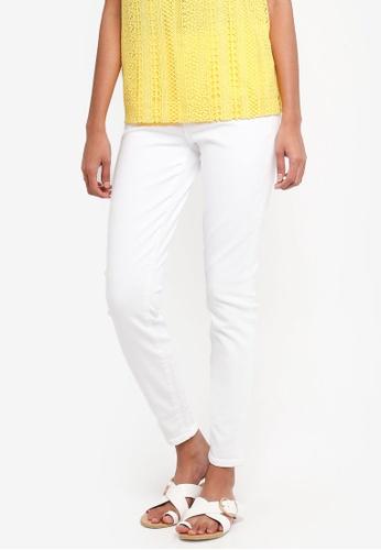 J.Crew white Toothpick Jeans 8A6E6AA44929A1GS_1