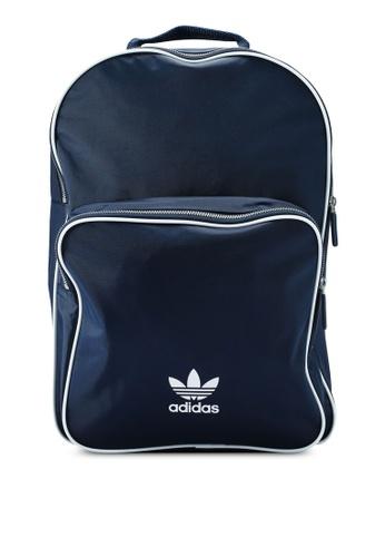 adidas navy adidas originals cl adicolor backpack BE53EAC58D07EAGS_1
