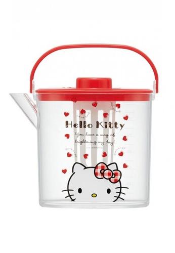 Skater Skater - Cold/Hot Tea Kettle 1.2L -Hello Kitty 7E49BHLAED3583GS_1