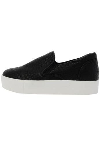 Maxstar C7 30 Synthetic Leather White Platform Slip on Sneakers US Women Size MA168SH23DKAHK_1