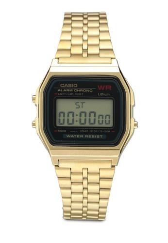 Casio gold Casio Gold Stainless Steel Strap Watch 1C535ACD10F604GS_1