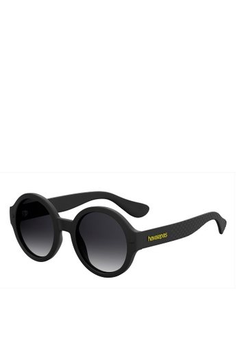 Havaianas black Floripa/M Sunglasses 4217AGL040C980GS_1