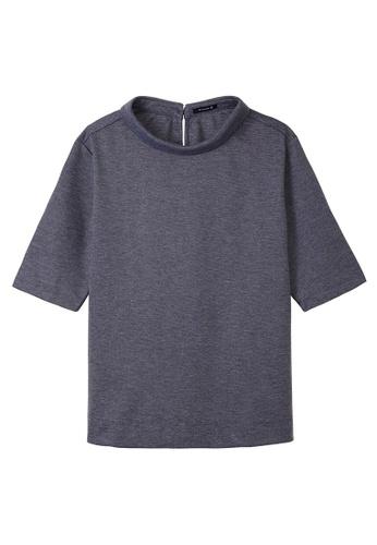 Cheetah C Union Casual Short Sleeves Tee - CUL-90880-C2 132BEAADF0DA76GS_1
