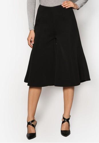 及膝喇叭褲裙、 服飾、 長褲及內搭褲Preen&Proper及膝喇叭褲裙最新折價