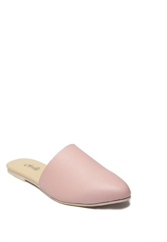 Ohrelle pink Loren Mule 9CC11SHC86BC47GS_1
