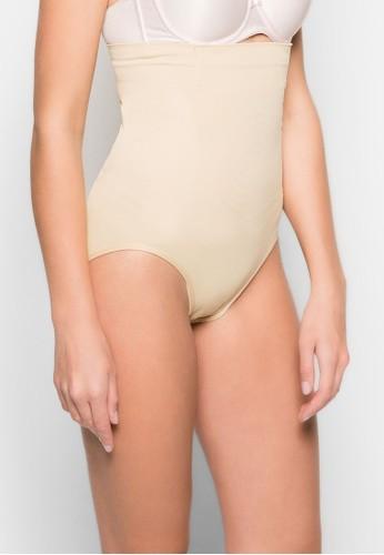 彈性高腰塑形內褲esprit女裝, 服飾, 塑身衣