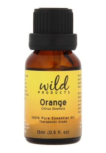 Wild Products Orange Essential Oil, Sweet Australian (Citrus Sinensis) - 15ml 1640EBE043D2D6GS_1