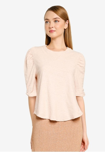 Free People pink Just A Puff D191CAA4B7A44EGS_1