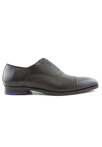 Rad Russel brown Rad Russel Lace Up Oxford RA654SH94IGNSG_1