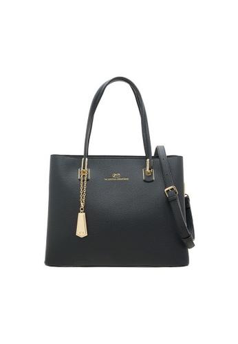 Valentino Creations black Valentino Creations Rossie Handbag 29480ACC89B692GS_1