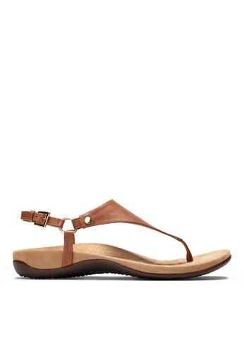 eb89b62304 Buy Vionic Kirra Backstrap Sandal Online on ZALORA Singapore