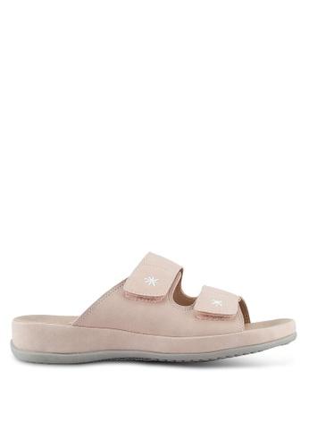 Bata pink Gem Sandals 0C856SH97006BDGS_1
