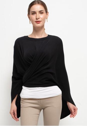 Cardinal black Sweater 3EFEBAA312605FGS_1