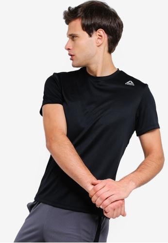 Reebok 黑色 短袖T恤 24B76AAAF1490EGS_1