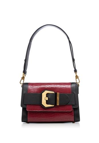 Braun Buffel red Farrah Shoulder Bag 21CCDACFFE70A3GS_1