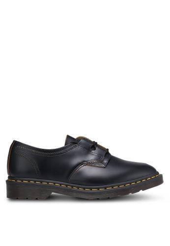 Dr. Martens black Archive Originals Ghillie Shoe DR086SH0RJHRMY_1