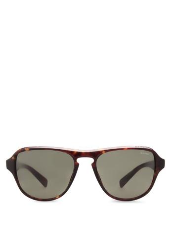 Subcrew brown SV14000102 Sunglasses SU246AC86NDLHK_1