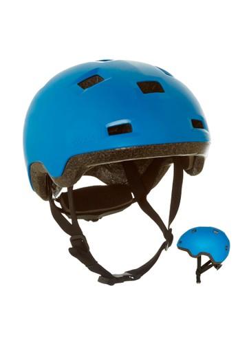 Decathlon Oxelo Helm Anak B100 Biru - 8398416 19805KC4A36C7CGS_1