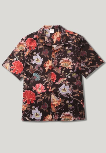 Twenty Eight Shoes Vintage Printed Aloha Shirt MD206030 D5349AAC3B1103GS_1