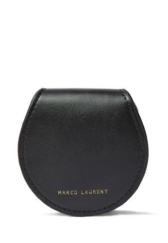 MARCO LAURENT black Horseshoe Coin Purse 824FCAC12EB264GS_1
