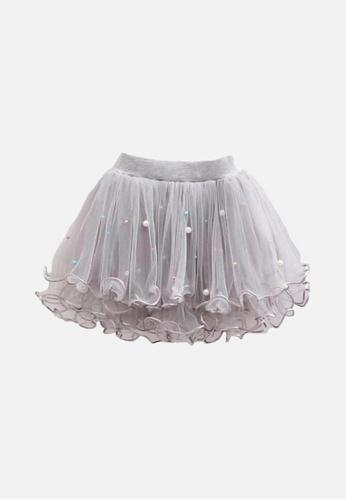Mommy Hugs grey Sugarplum Fairy Tutu Skirt 62F82KACE1619CGS_1
