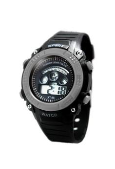 Carlo Unisex Silicone Strap Sports Watch XT-86