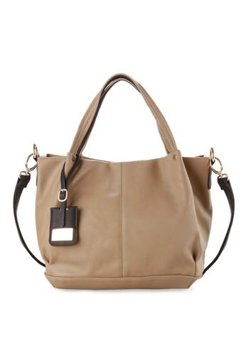 PALOMINO brown Brigitte Shoulder Bag PA172AC27NDKID 1 2c29c9c897