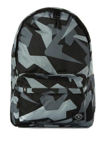 Parkland black Vintage Backpack PA067AC0IUEAPH_1