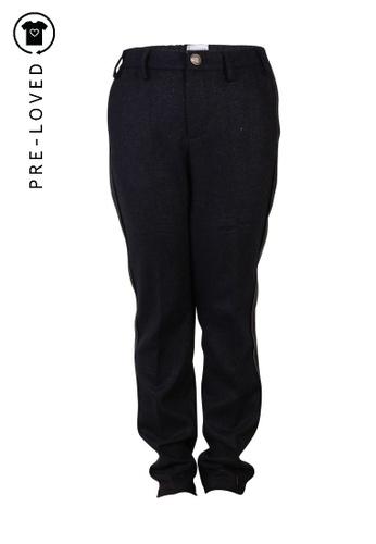 Zadig & Voltaire grey Pre-Loved zadig & voltaire Grey Wool Pants 5B009AA5F0B254GS_1