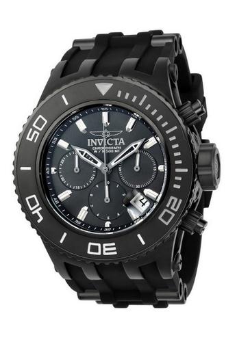 INVICTA black Invicta Subaqua Men 52mm Case Stainless Steel, Polyurethane Strap Dial Quartz Watch 22367 9557CAC965E267GS_1
