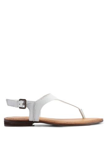 ALDO 白色 Bloor U 涼鞋 2AA0ESH18D320DGS_1
