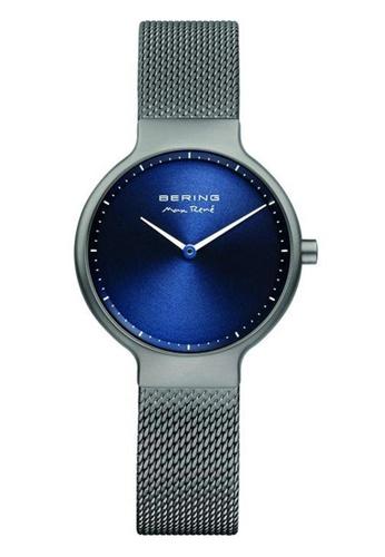 Bering grey Max Rene 15531-077 Blue 31 mm Women's Watch F06F3AC42D7AB9GS_1