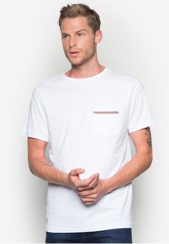 繩子esprit童裝門市口袋T 恤, 服飾, T恤