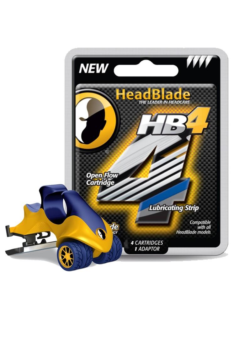 HeadBlade - Starter Gift Set (Blue ATX)