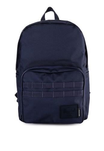 Herschel navy Pop Quiz Backpack - Independent 8A647ACE1DFCEDGS_1