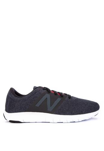 New Balance black Koze Fitness Running Shoes 8A41ESHDBA2FCEGS_1