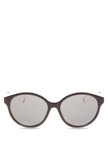 Kimberley Eyewear black Just Go With It Sunglasses KI426GL30SLHPH_1