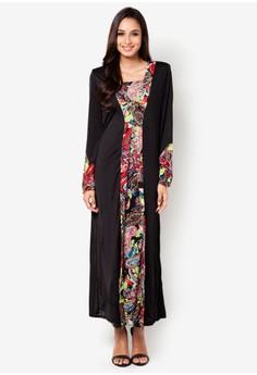 fesyen muslimah dress 2