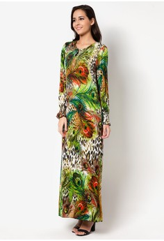 fesyen muslimah dress 5
