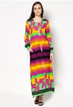 fesyen muslimah dress 4