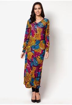 fesyen muslimah dress 9
